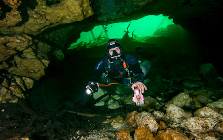 Cave Diving 01