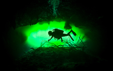 Cenote Diving 02