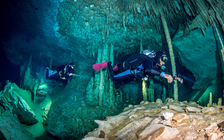 Cenote Diving 06